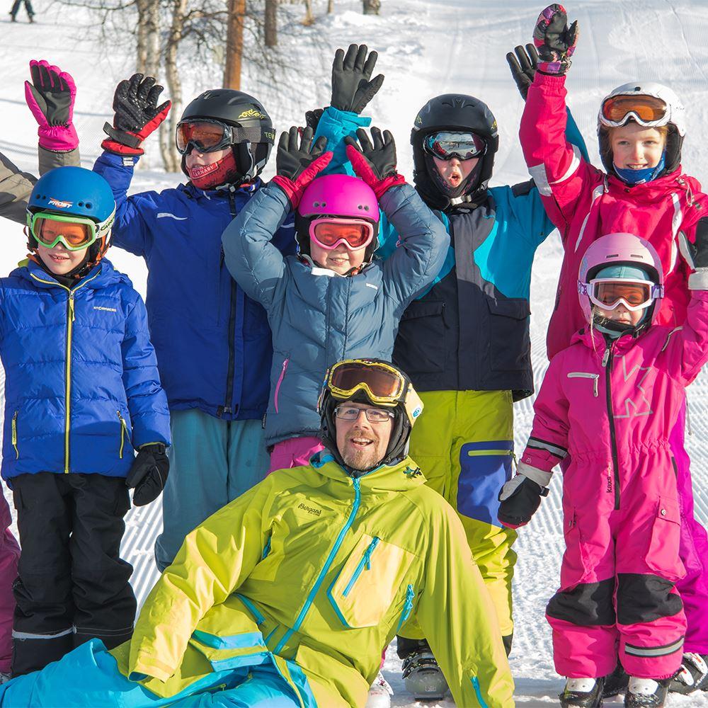 Tärnaby Ski school