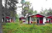 Pajala Camping - Cottages