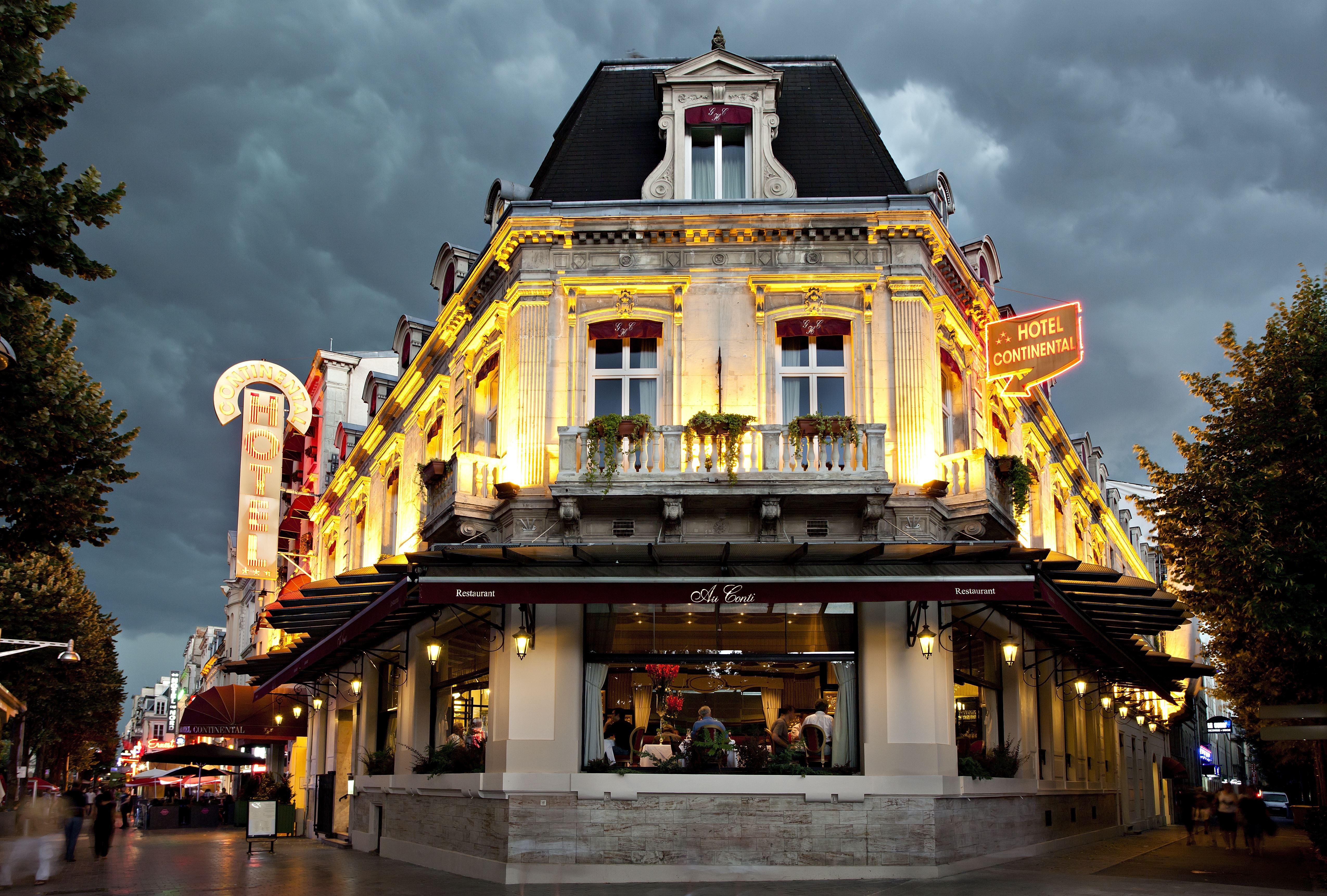 Grand Hôtel Continental