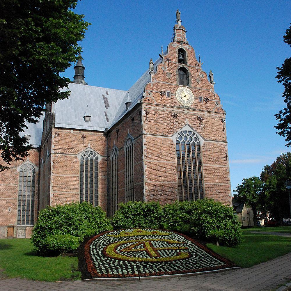 Fotograf: Kristianstads kommun/Claes Sandén, Hellig trefoldighedskirke - Heliga Trefaldighet kyrka