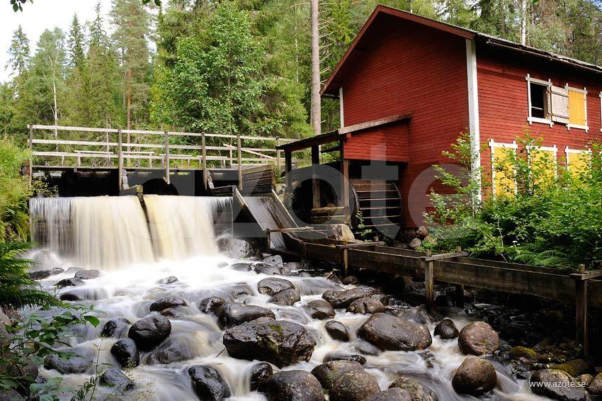 Växbo Kvarn med Växbo Krog