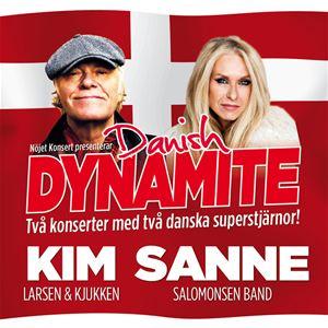 Danish Dynamite 2015 – Kim Larsen & Sanne Salomonsen