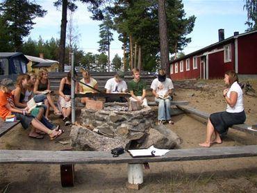 Sommarhemmet Dellenbaden / Camping***