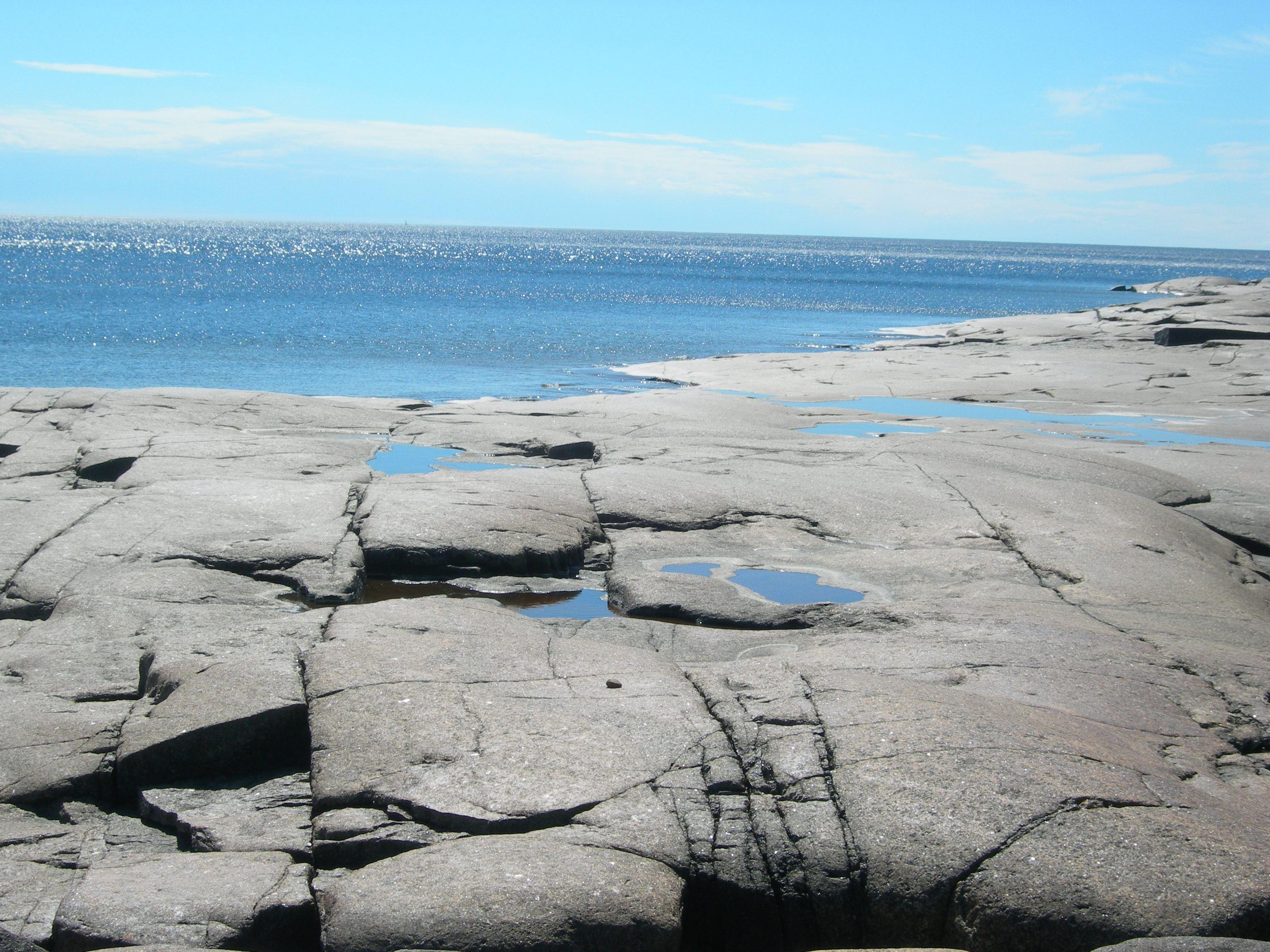 Rotsidan - Det bästa av Höga kusten - Att vandra i ett magiskt landskap