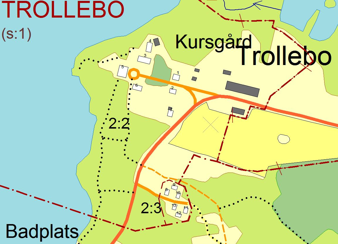 Trollebo Gård