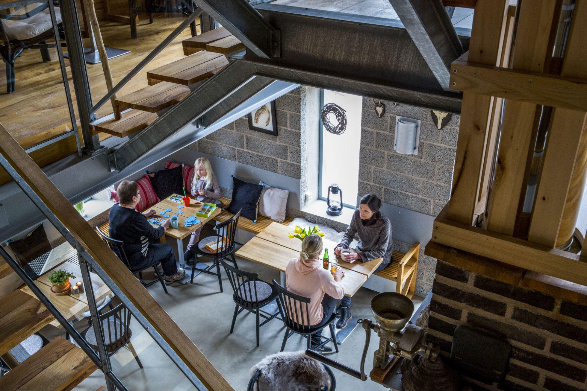 Fulltofta Naturcentrums café