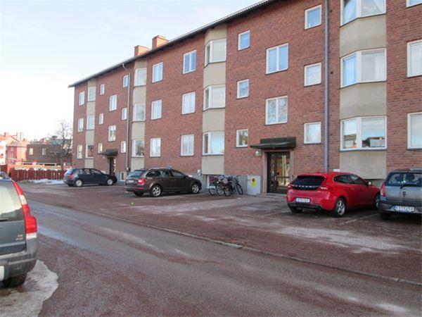 Vasaloppet Summer. M169 Millåkersgatan, Mora