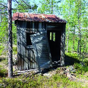 Rune Wästerby, antikvarie Skellefteå museum, Sten-Pelles stenbrott