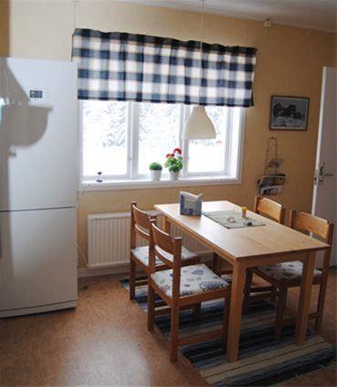 Lägenhet i bygdegården, Växbo