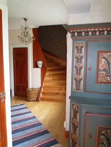 Lägenhet på övervåning, Undersvik