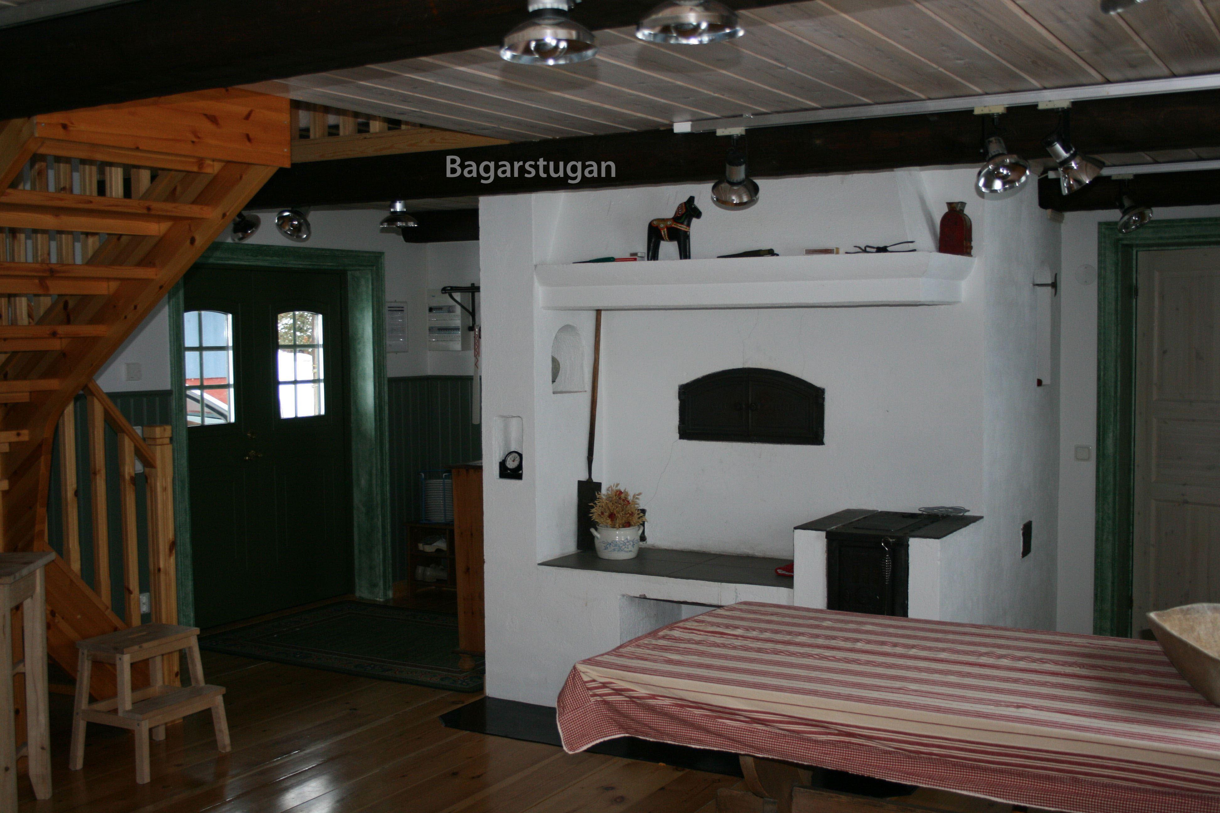 Stensgards stugor, Vattnäs Mora