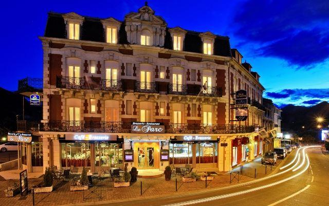 HPH76 - Hôtel de la Belle Epoque au pied des Pyrénées