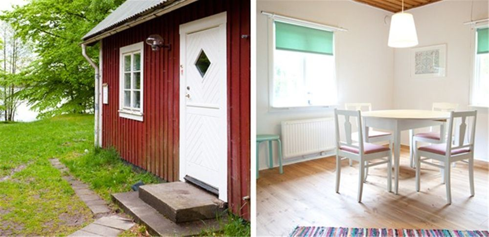Sjögården i Snogeholms strövområde