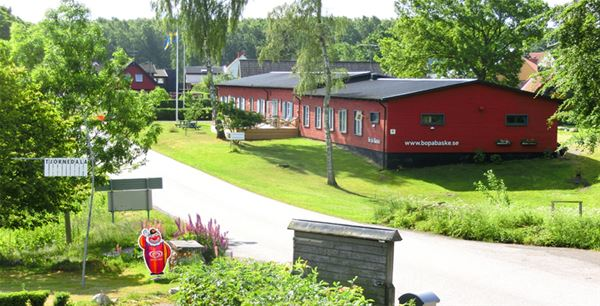 Baskemölla, STF Hostel