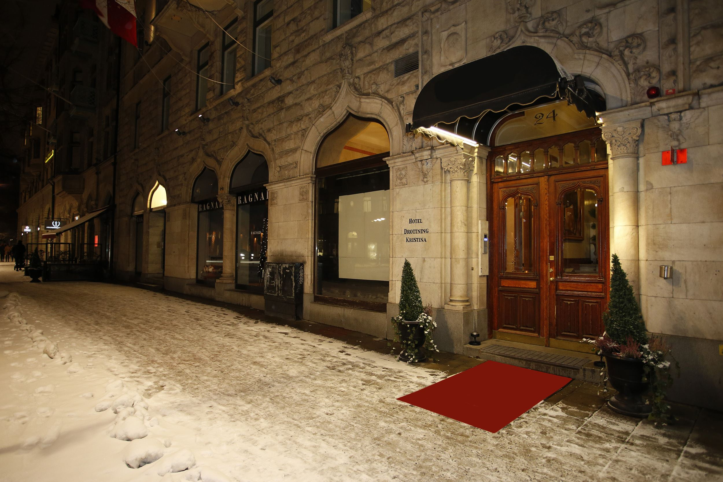 Hotell Drottning Kristina Stureplan