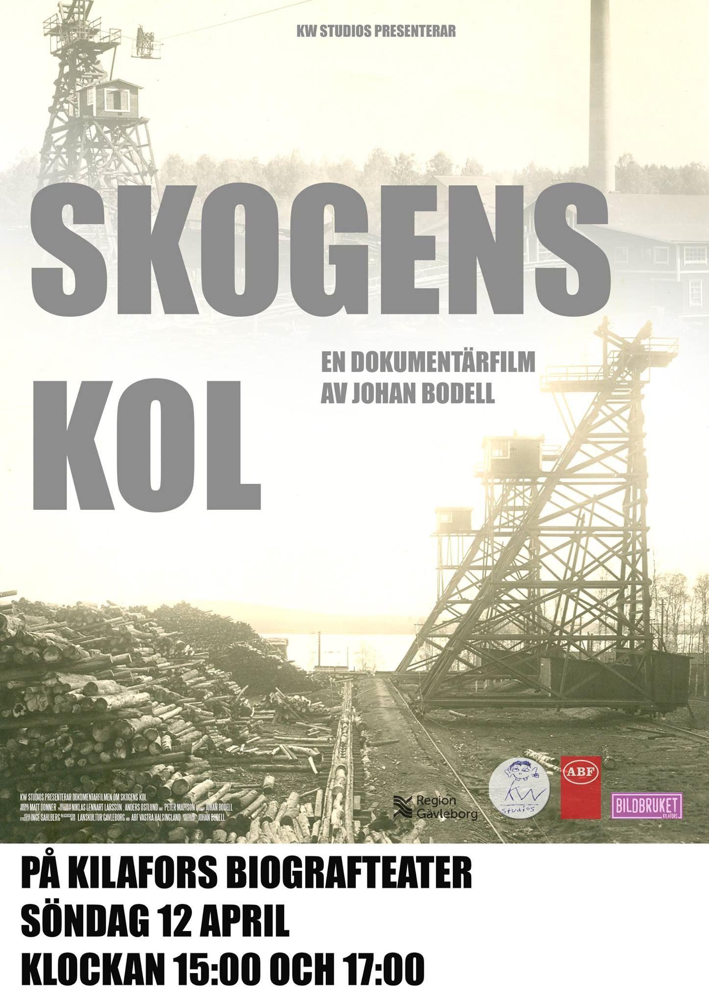 Skogens Kol - En dokumentärfilm av Johan Bodell