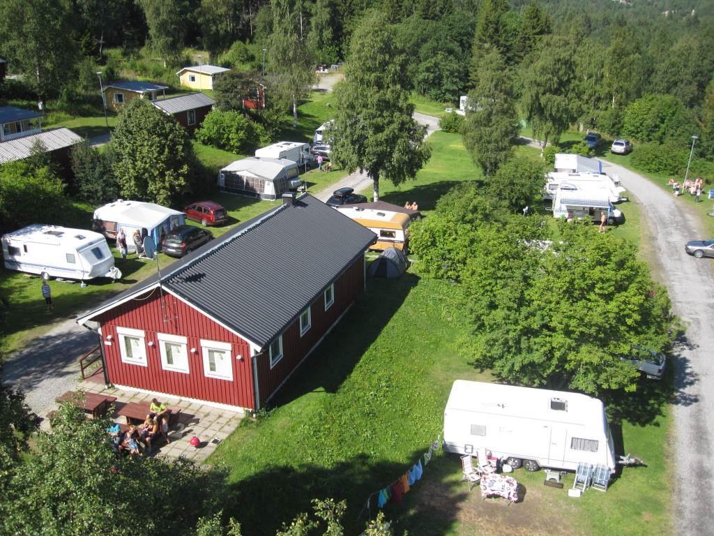 Flogsta camping