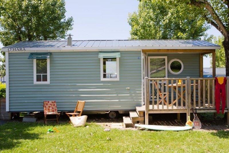 Camping Ametza Mobil-home