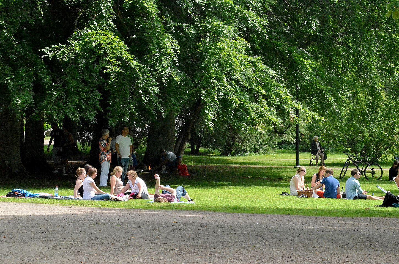 Fotograf: Kristianstads kommun/Claes Sandén, Tivoliparken