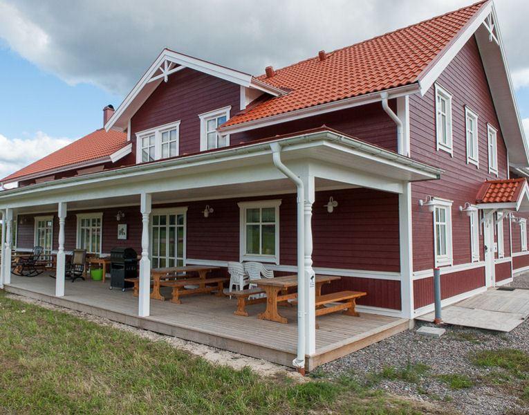 Svenska Jaktportalen - Jaktlodge