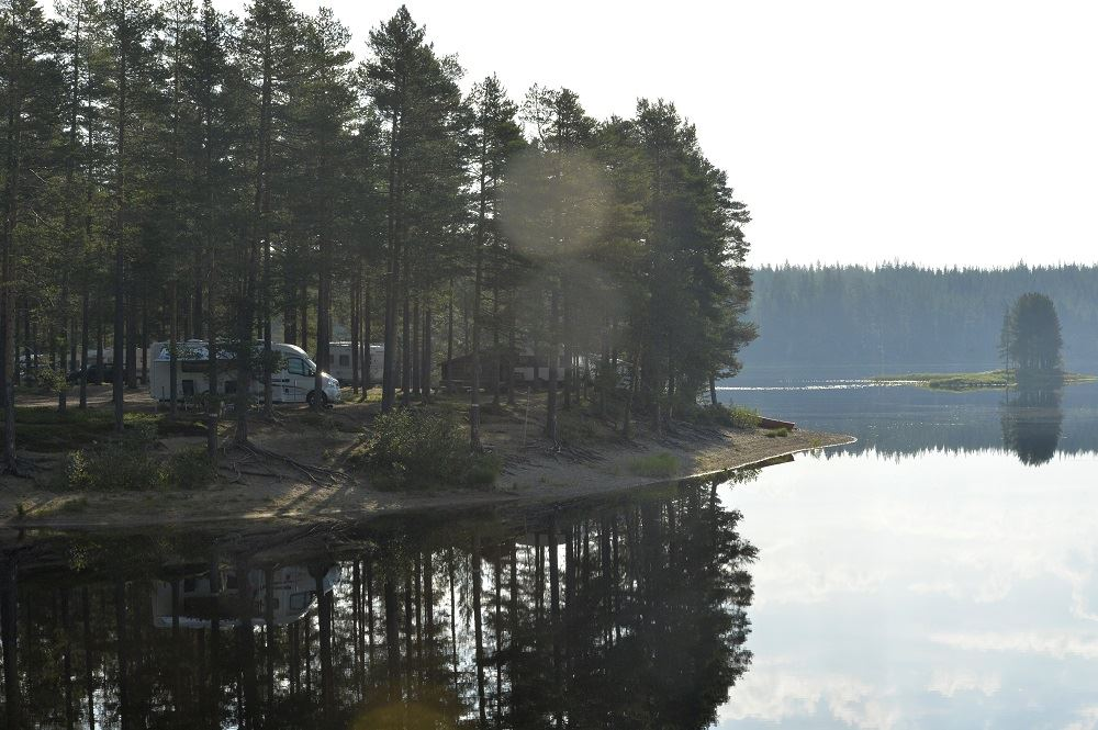Nature Camp in Älvdalen Municipality