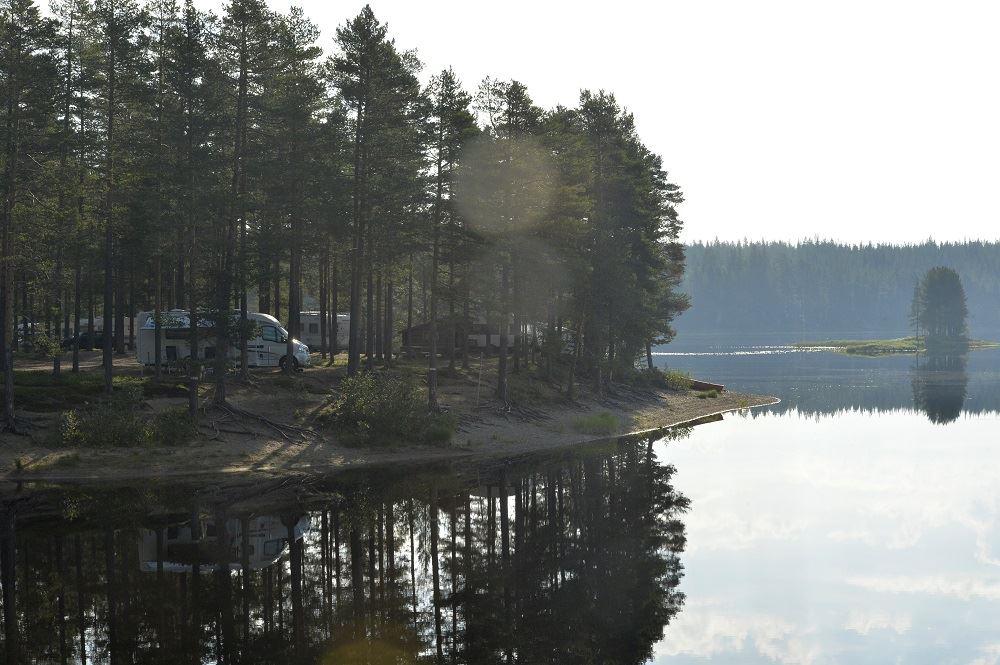 Nisse Schmidt, Naturcamping Särna - Idre & Foskros