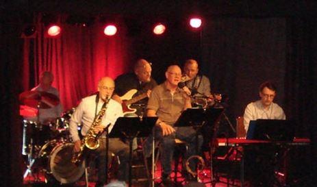 Mat- och Jazzkväll i Pukeberg med Eds orkester