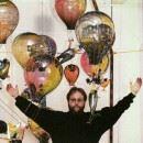 Glasriket anno 1991 på the glass factory.