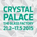 Finissage Crystal Palace, the glass factory.