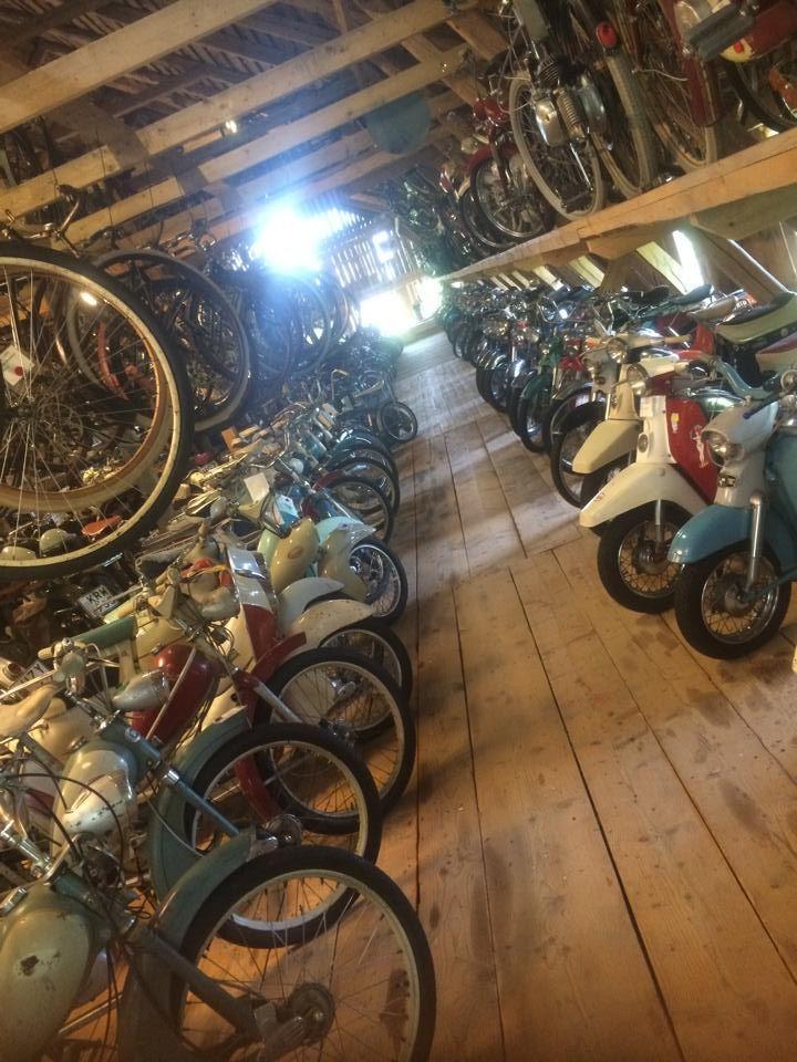 Björkenäs Cykel- & Mopedmuseum