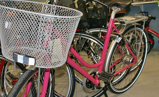 Svens cykel