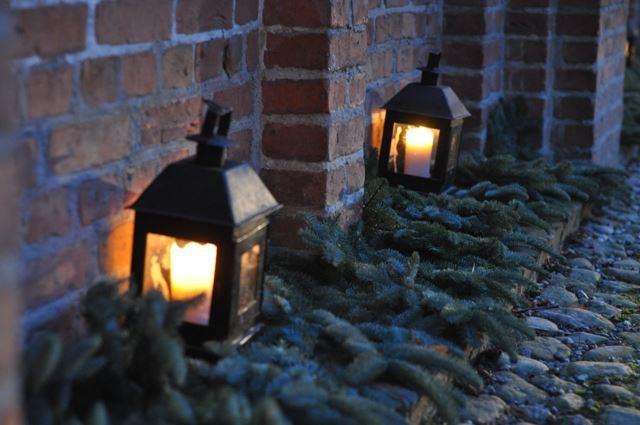 Julmässa på Jordberga Slott