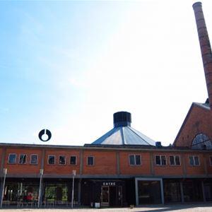 Examensutställning vernissage i Nybro