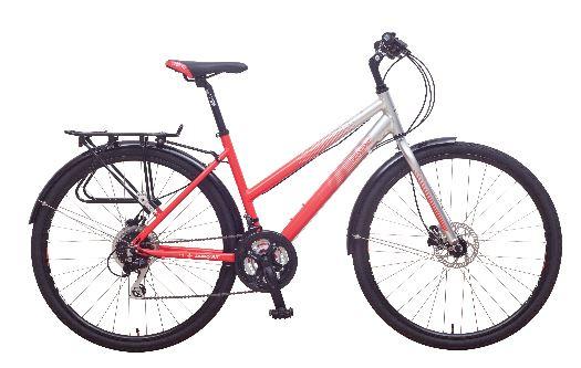 Unisex sykler