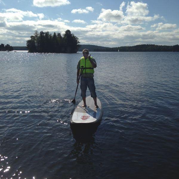 Canoe hire, SUP, Kyna Kajak