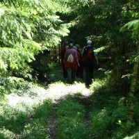 20th of May Hiking tour to the singlefields of Stenören