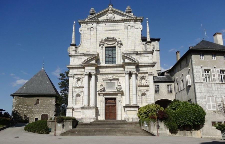 Visite - Chambéry au XVe siècle