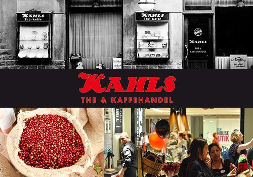 Kahls The & Kaffehandel på Novalund