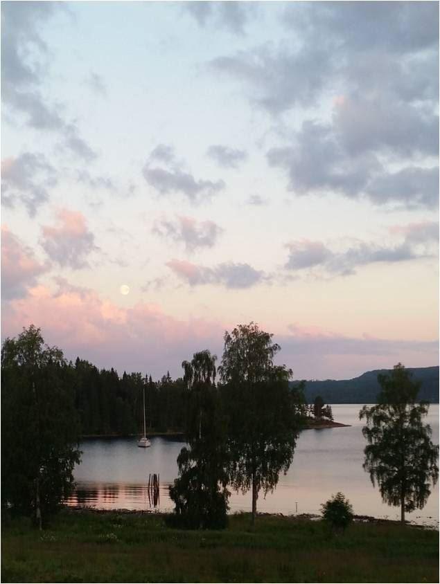 Segelbåt - Måvikens camping