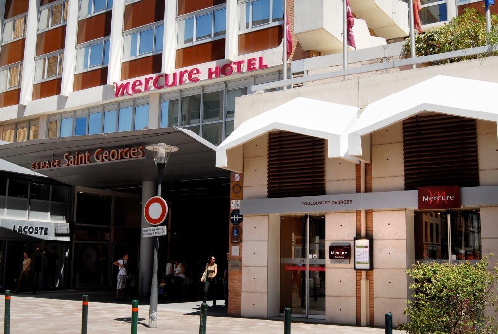 Hôtel Mercure St Georges
