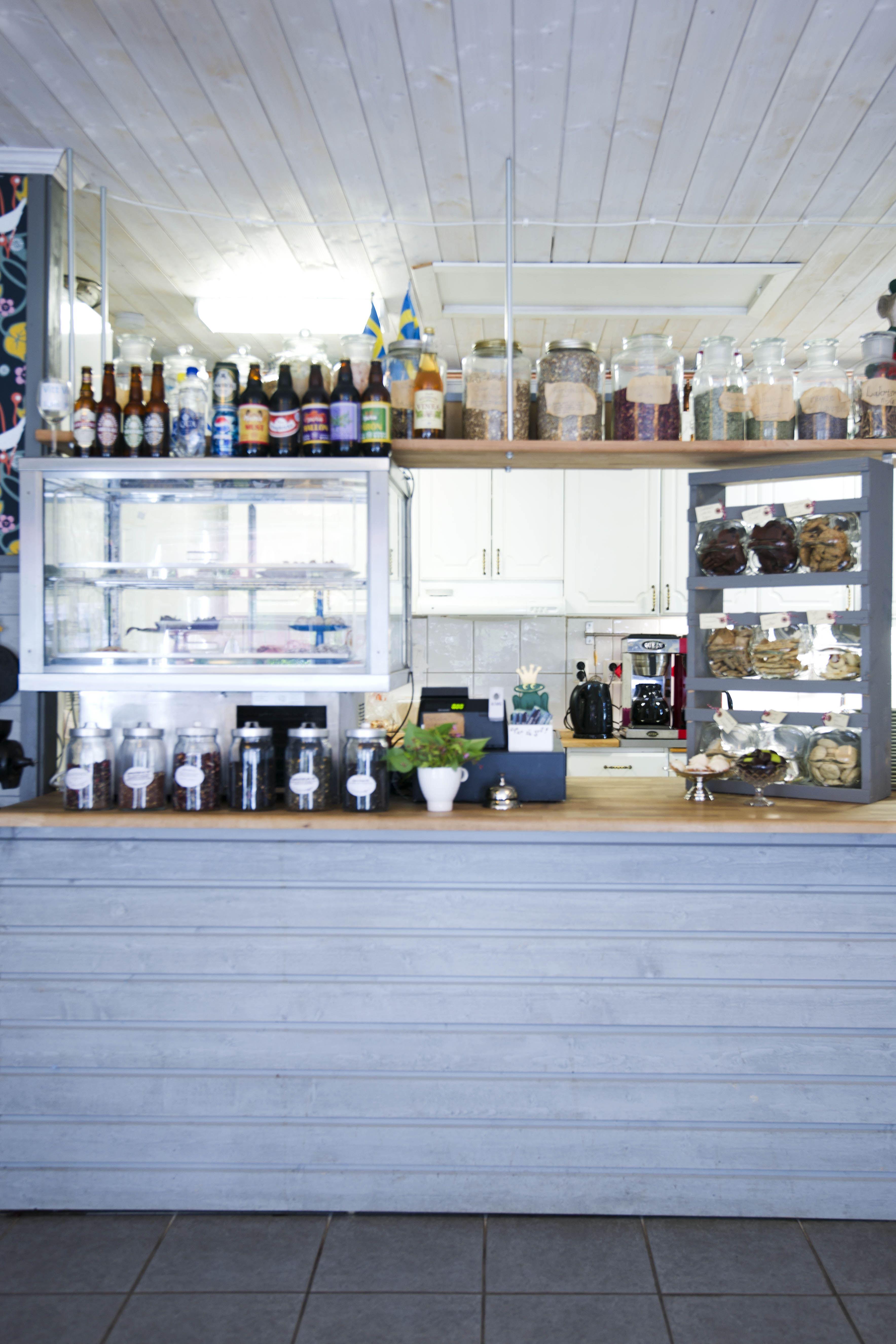 Timjan,  © Värnamo Näringsliv AB, Café Timjan