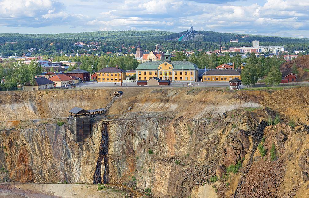 © Falu Gruva, Falun Mine / World Heritage Site