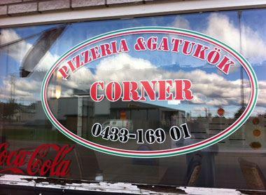 Corner Pizzeria & Gatukök