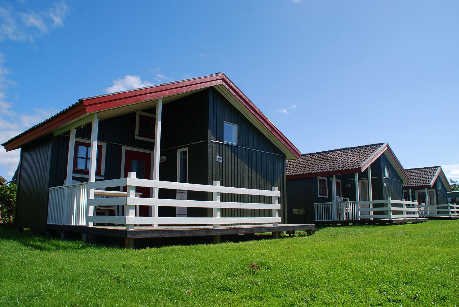 Rødgaard Camping Cottages