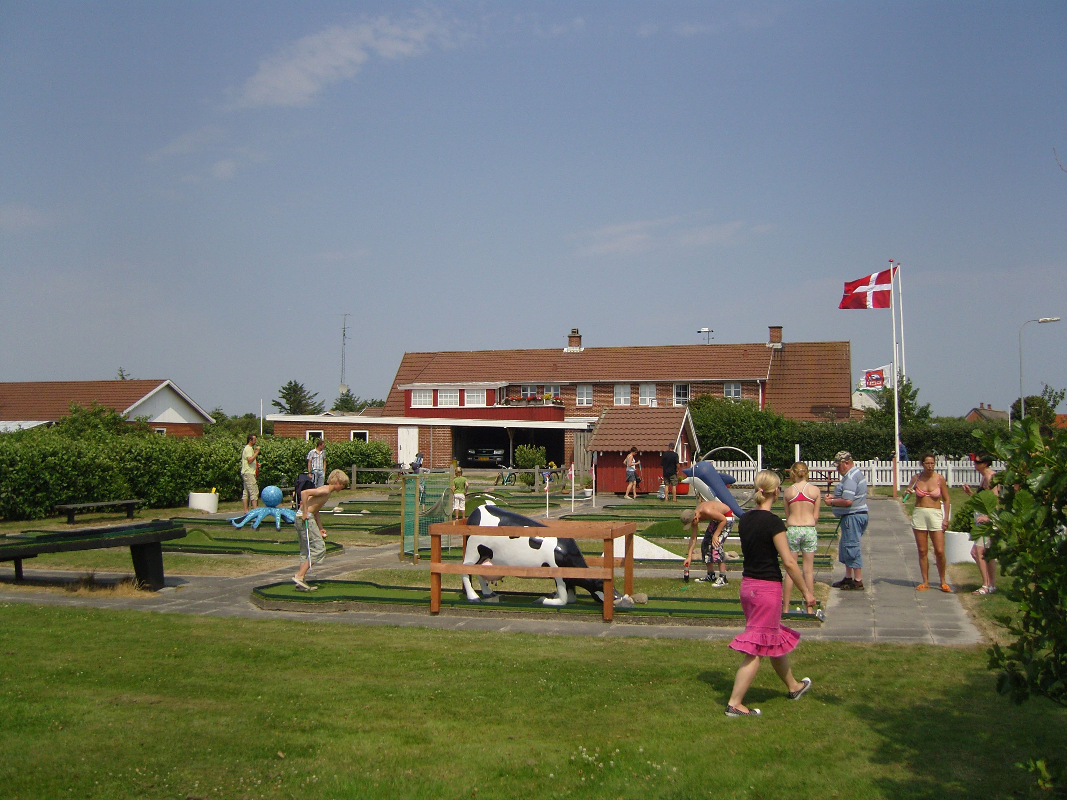Rødgaard Camping hytteferie