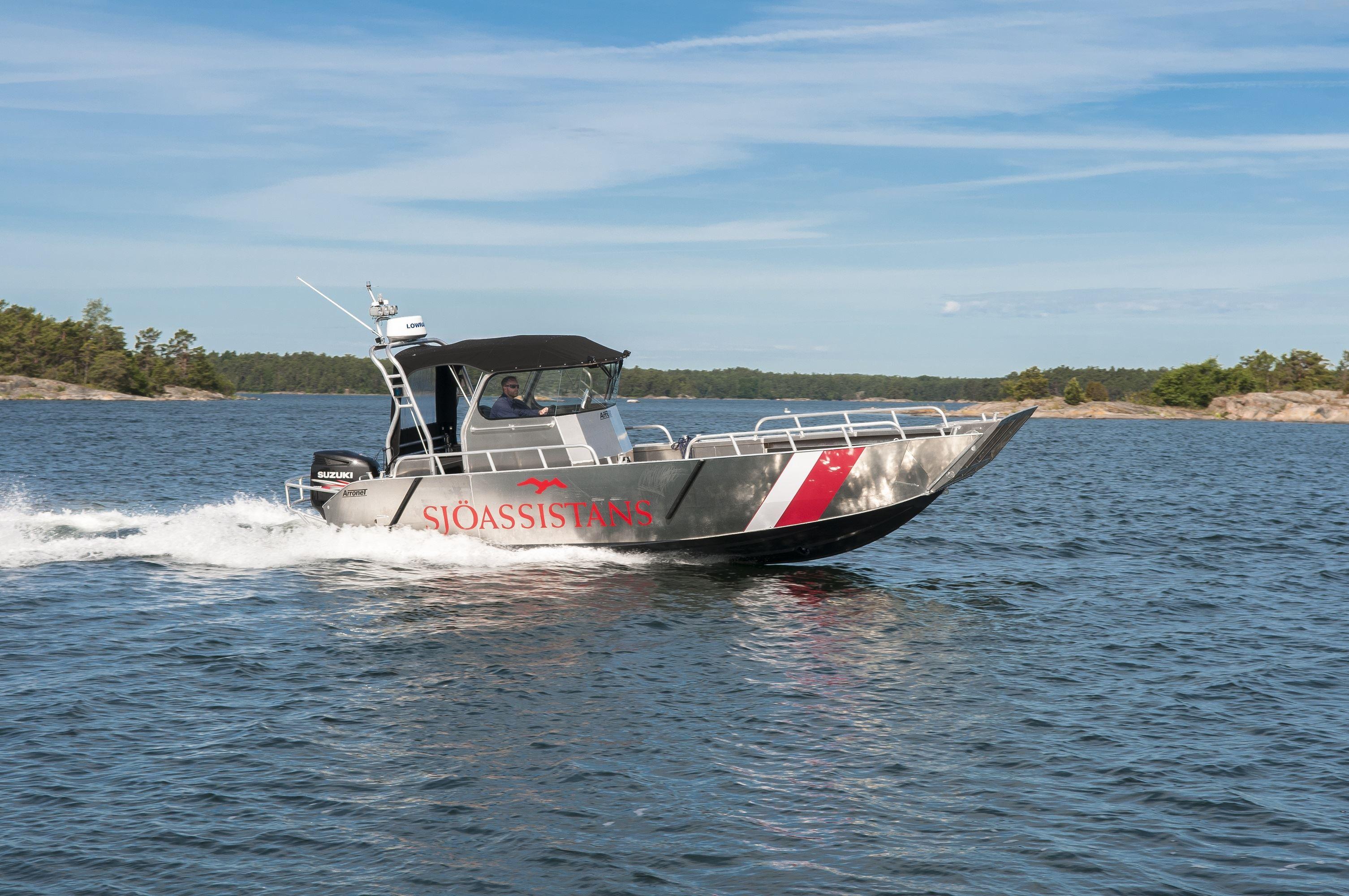 Boat taxi, Marqua Sea transportation