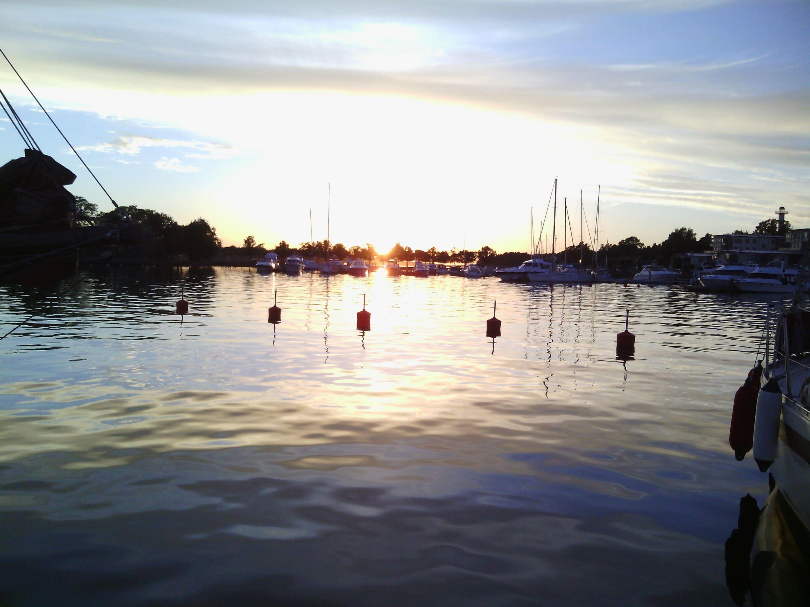Boat taxi, Molanders boat transportation