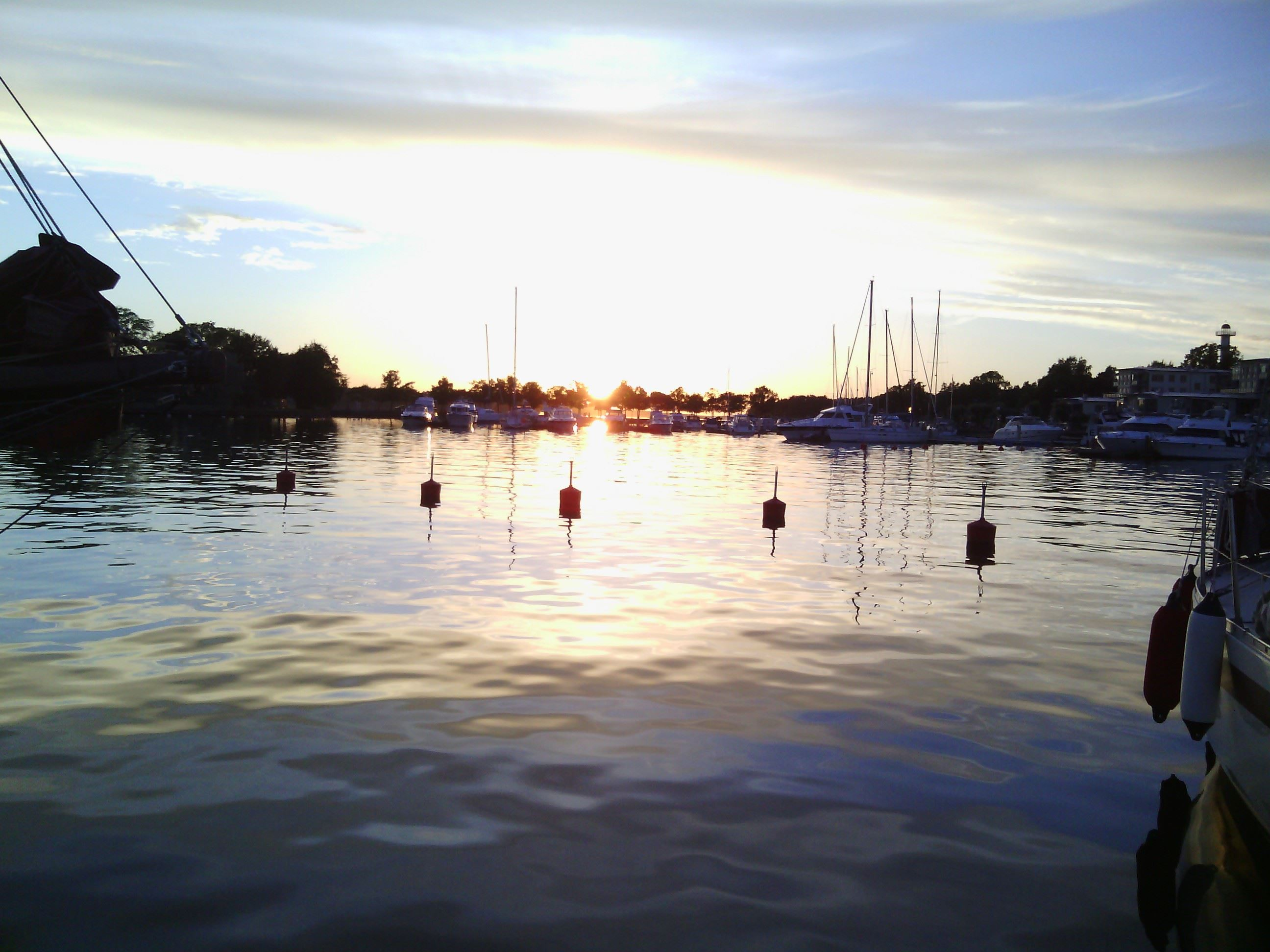 Båttaxi, Kråkelund Dyk- & Sjöentreprenad