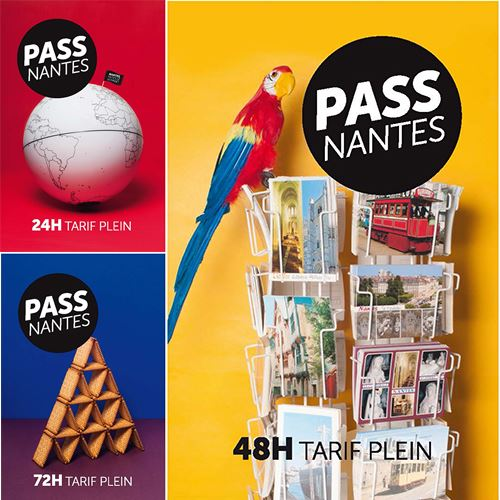 City Pass Nantes