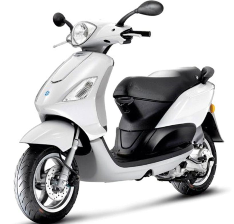 Class A - Scooter 125